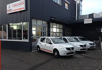 Werkstatt in Uetendorf