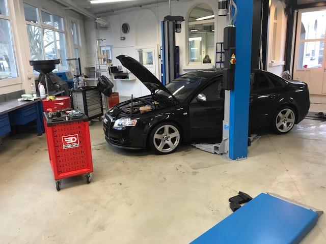Garage  service und reparatur
